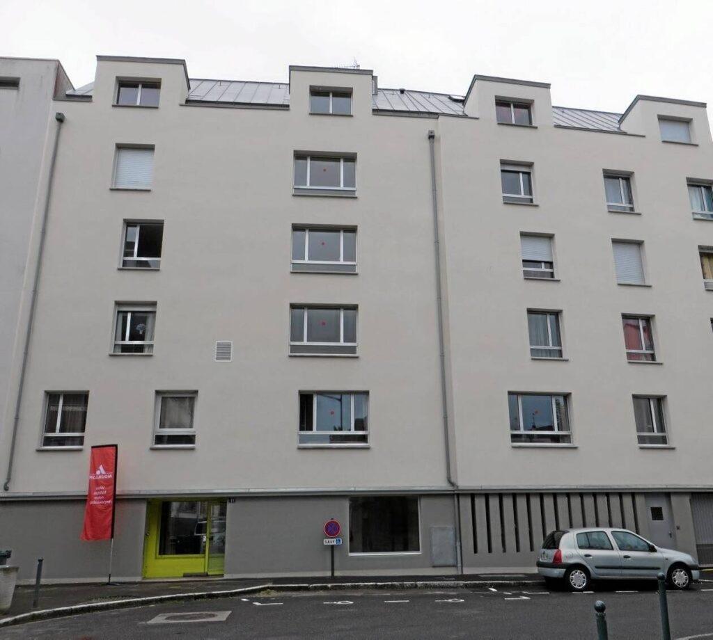 nevezty logement Essor 35 Rennes